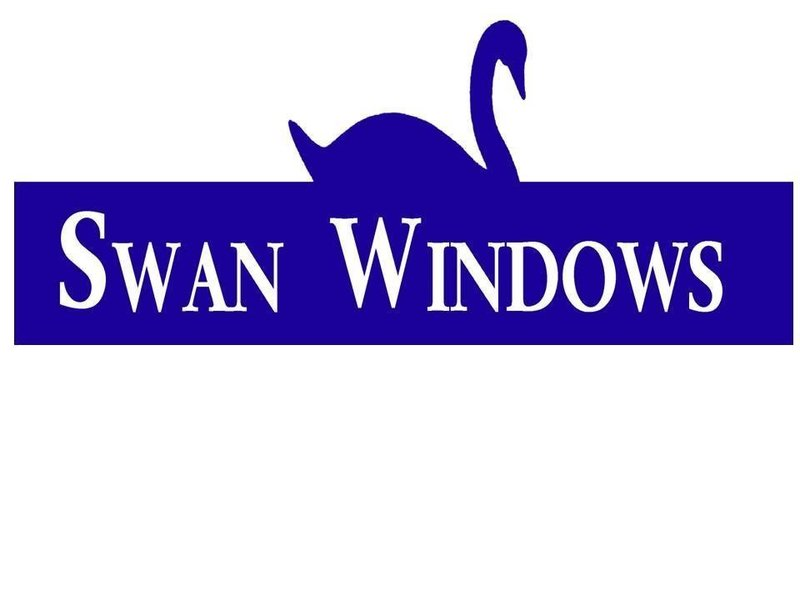 Gallery large logo swan windows jp