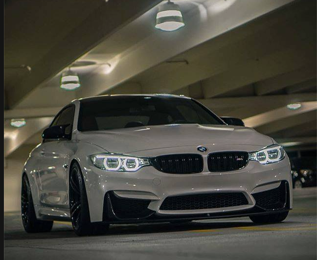 Gallery large white bmw m4