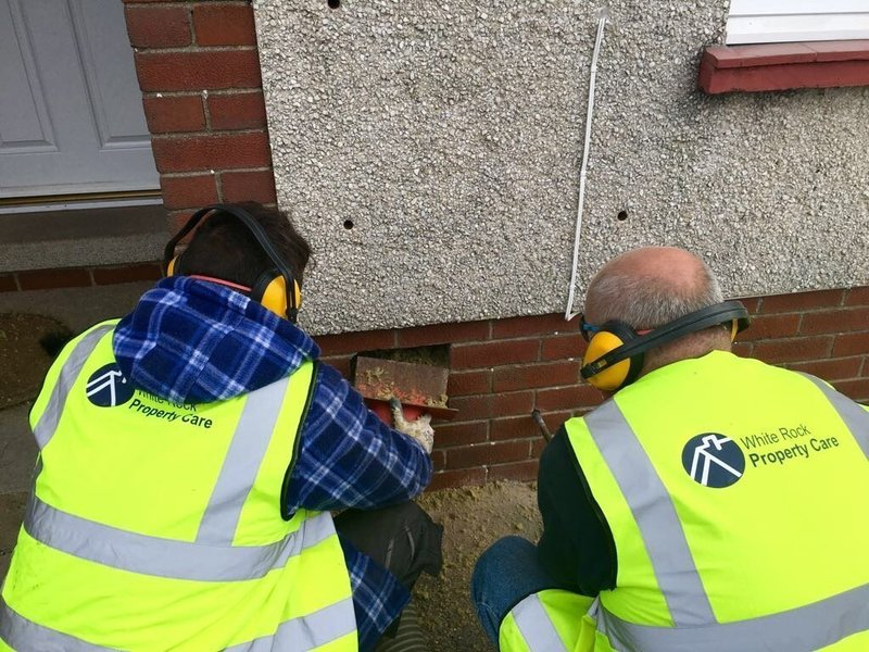 White Rock Property Care Ltd Damp Proofing And Timber