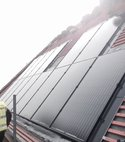 Square thumb solarworld panels with gse inlay 3