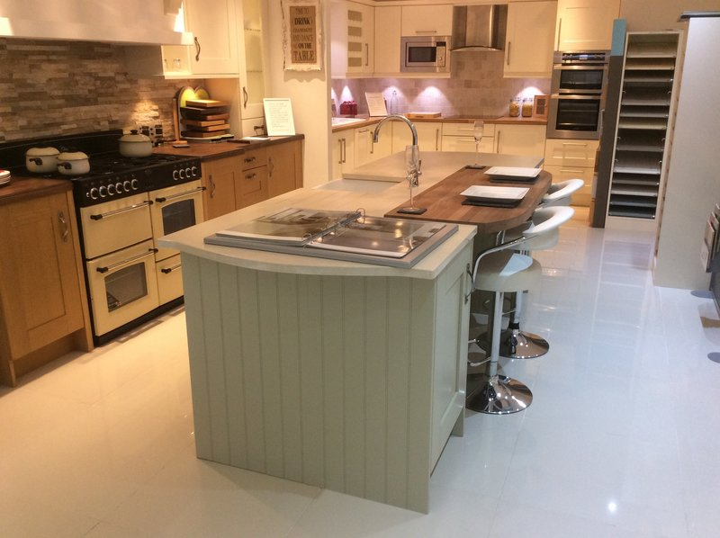 Kitchen Gallery Kidderminster Ltd Kitchen Fitters In