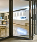 Square thumb bi folding door2