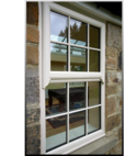 Square thumb windows sash horn casement02