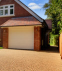 Square thumb homelogic resin bound driveway