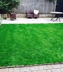 Square thumb lush london lawn