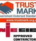 Square thumb niceic trustmark