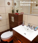 Square thumb bathroom shower epping