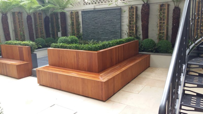 Gallery large garden seating 1
