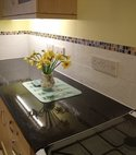 Square thumb kitchen tiling 3