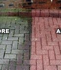 Square thumb jetwashing wirral