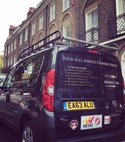 Square thumb chimney sweep enfield