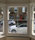 Square thumb internal image of complete new timber bay window  becklow rd  london