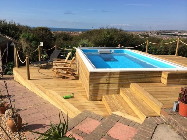Home counties pools hot tubs building construction - Endless pools swim spa owner s manual ...