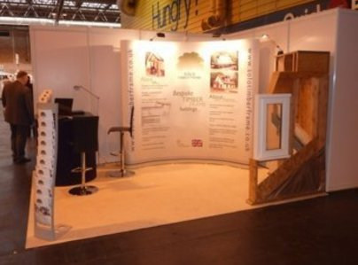 Primary thumb solo timber frame exhibition