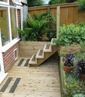 Square thumb finisheddeckingsouthampton
