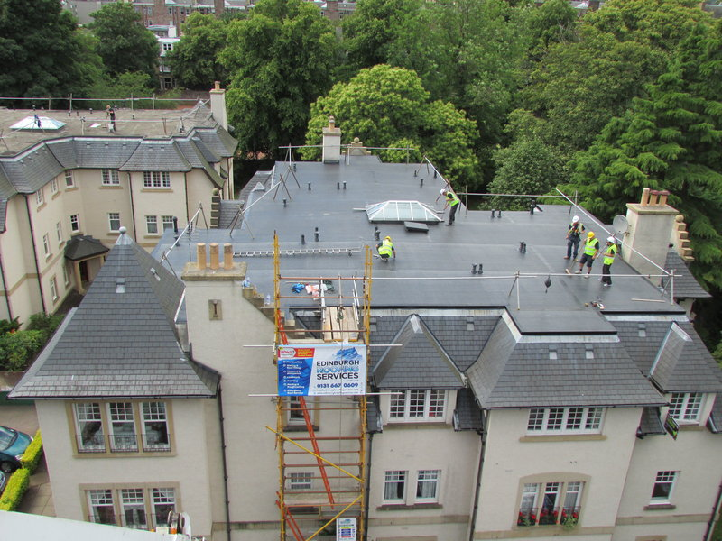 Edinburgh Roofing Services Uk Ltd Roofers In Edinburgh