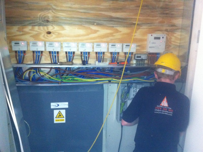 JVB Electrical Ltd T/A JVB Solutions - Electricians in Thames Ditton ...